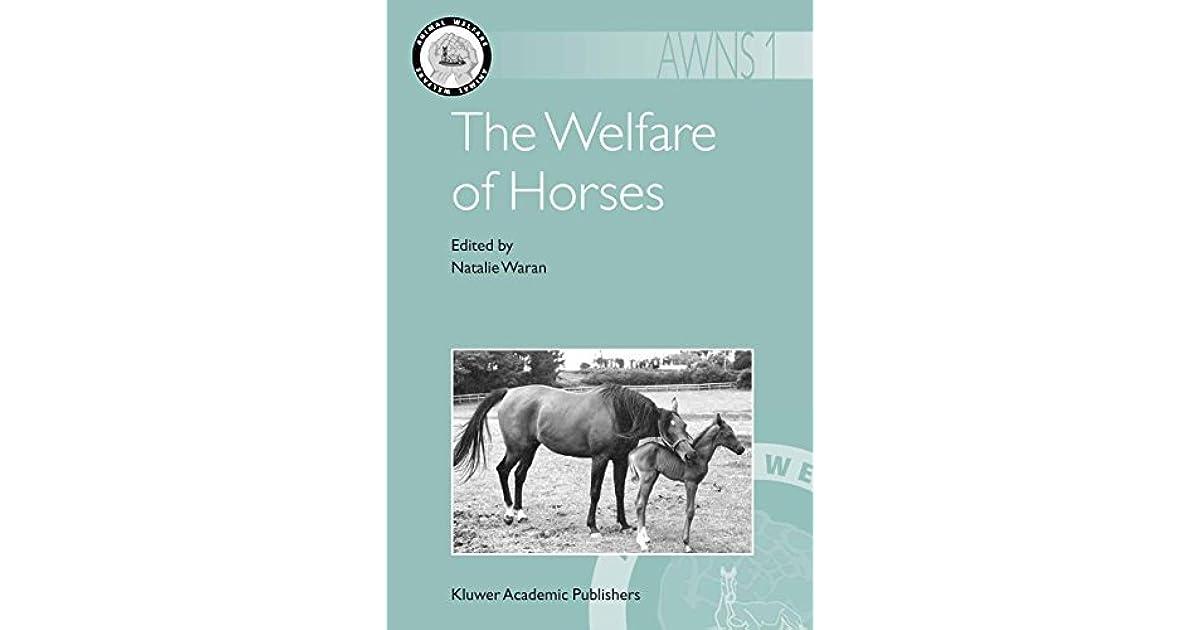 The Welfare of Horses (Animal Welfare)
