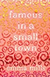 Book cover for Famous in a Small Town