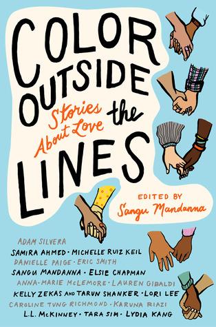 Color Outside the Lines by Sangu Mandanna