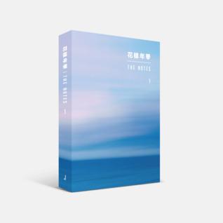 花樣年華 HYYH The Notes 1 by BigHit Entertainment