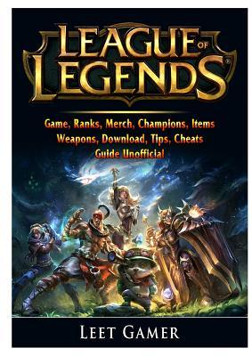 League of Legends Game, Ranks, Merch, Champions, Items