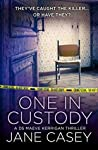 One in Custody (Maeve Kerrigan #7.5)