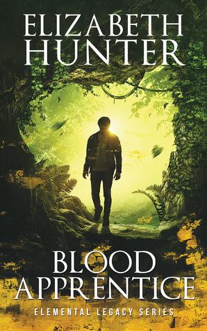 Blood Apprentice (Elemental Legacy, #2)