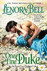 One Fine Duke (School for Dukes, #3)