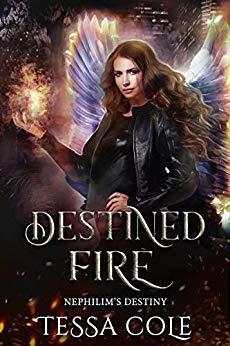 Destined Fire (Nephilim's Destiny, #3)
