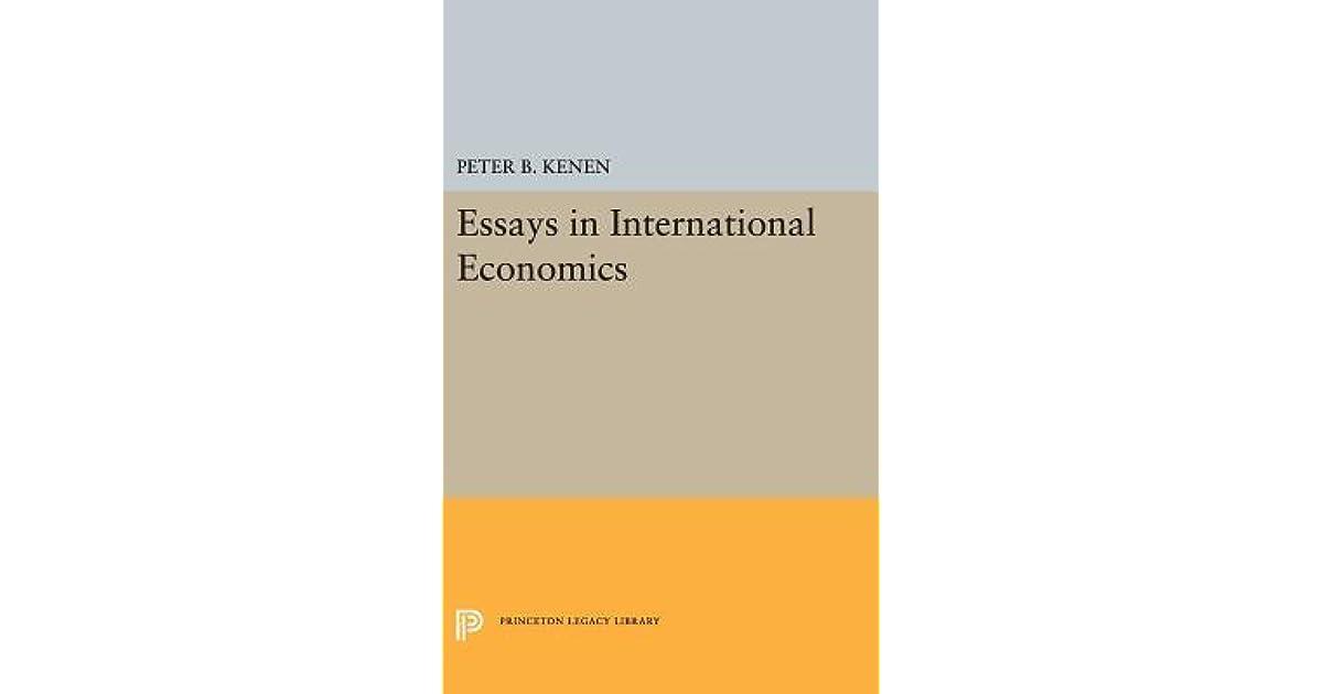 essays in international economics