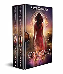 Echo Saga Books 1 & 2: Echo Across Time and Echo Into Darkness Book Bundle (The Echo Saga)