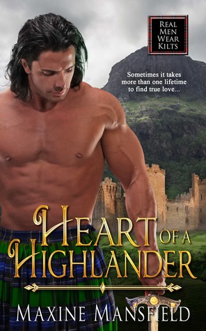Heart of a Highlander by Maxine Mansfield