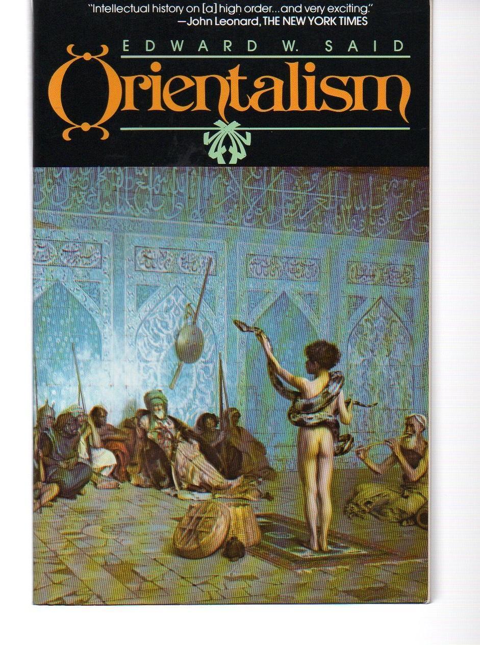 Edward W Said Orientalism Western Conceptions