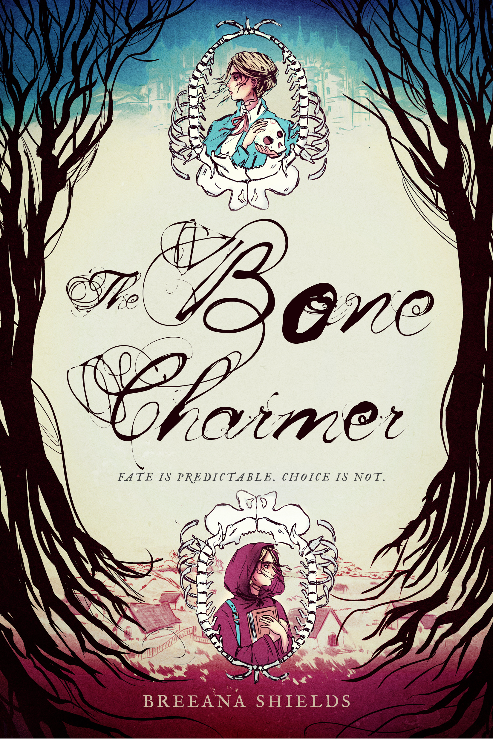 Image result for The Bone Charmer by Breeana Shields