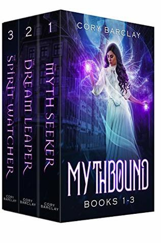 Mythbound Trilogy Boxed Set