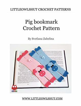 Happy Horse Bookmark Crochet Pattern Amigurumi toy (LittleOwlsHut ... | 415x318
