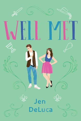 Well Met book cover