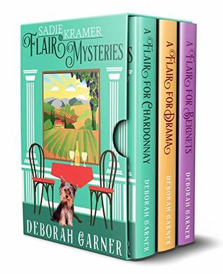 Sadie Kramer Flair Mysteries - Box Set 1-3