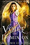 Voice of Dominion by Melanie Cellier