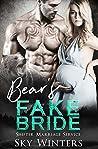 Bear's Fake Bride (Shifter Marriage Service, #2)