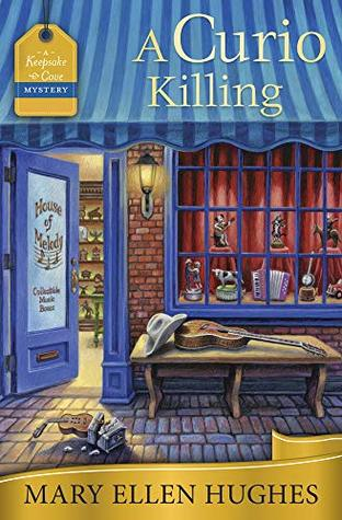 A Curio Killing (Keepsake Cove Mystery #3)
