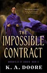 The Impossible Contract (The Chronicles of Ghadid #2)