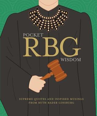 Pocket RBG Wisdom by Hardie Grant Books