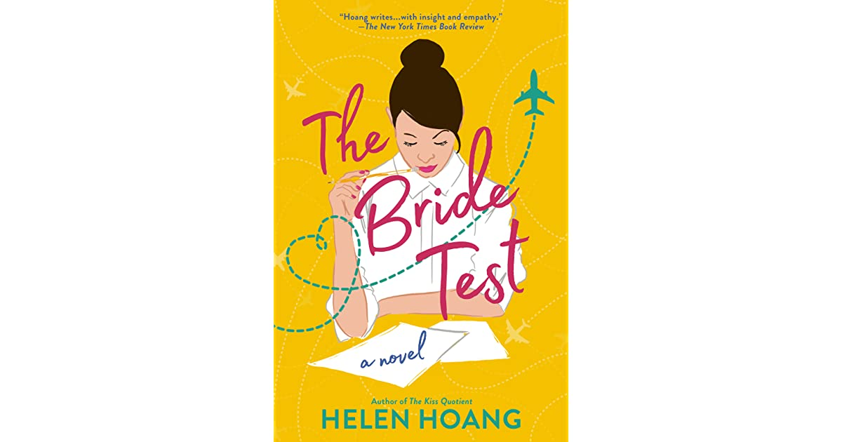 Ebook The Bride Test The Kiss Quotient 2 By Helen Hoang