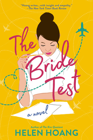 "Book cover of ""The Bride Test"" by Helen Hoang"