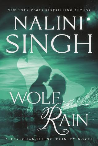 Wolf Rain (Psy-Changeling Trinity, #3; Psy-Changeling, #18)