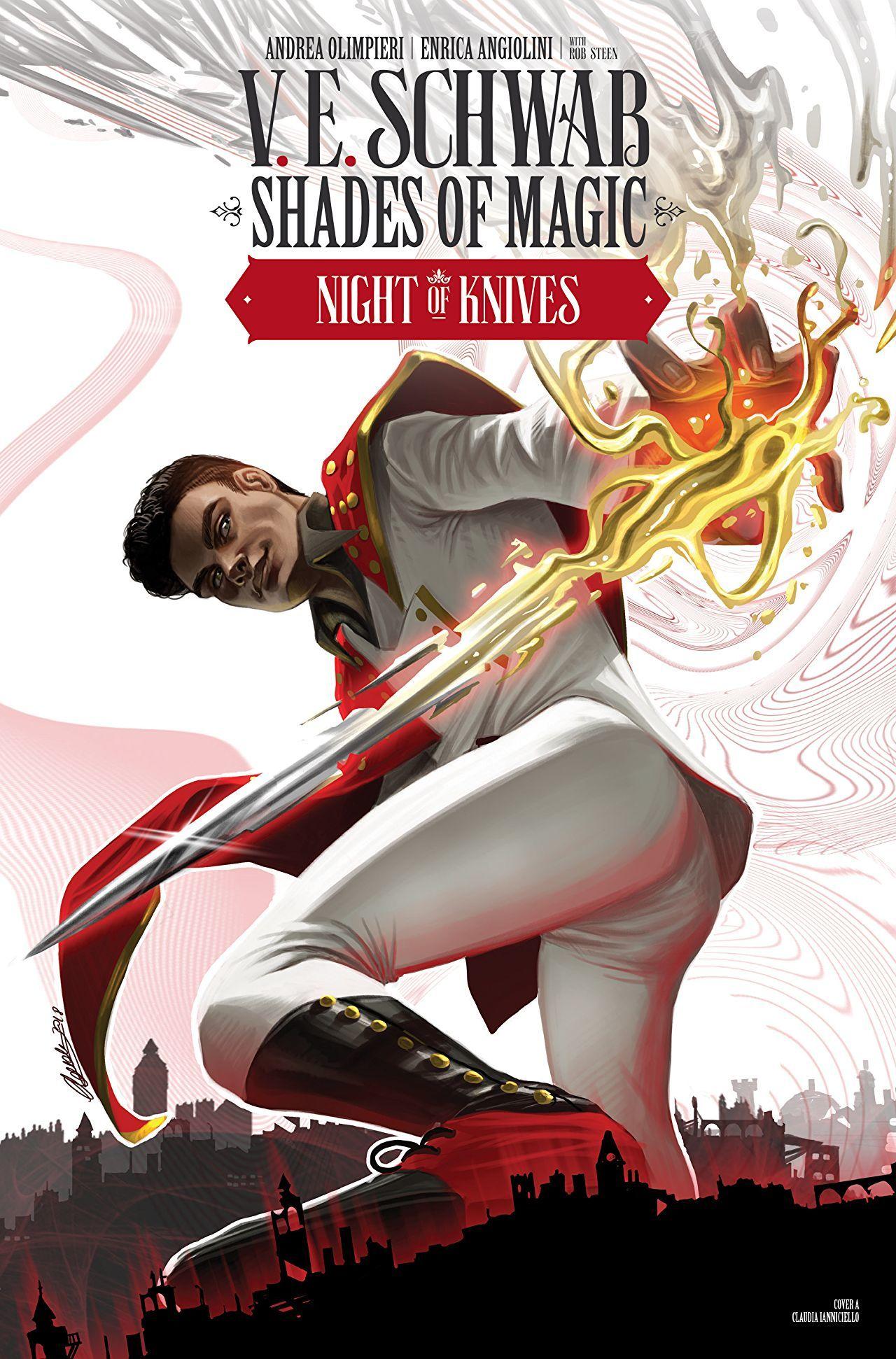 Night of Knives #1