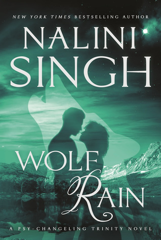 Book Review: Wolf Rain by Nalini Singh