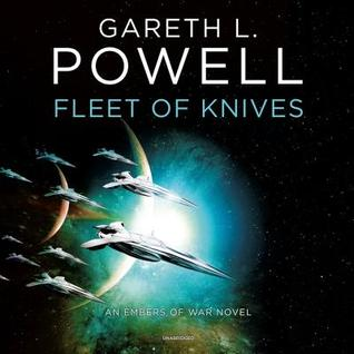 Fleet of Knives (Embers of War, #2)