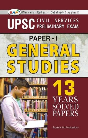 UPSC Civil Services preliminary Exam: Paper-I General Studies