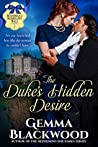 The Duke's Hidden Desire (Scandals of Scarcliffe Hall #2)