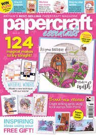 Papercraft Essentials — Issue 151 2017