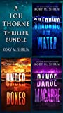 Shadows in the Water Series: A Lou Thorne Thriller Bundle (Books #1-3)