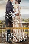 The Rogue to Ruin (Rogues of St. Just #1)