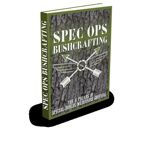 Spec Ops Bushcrafting by Brian Morris