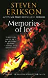 Memories of Ice (Malazan Book of the Fallen, #3) pdf book review