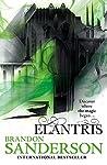 Book cover for Elantris