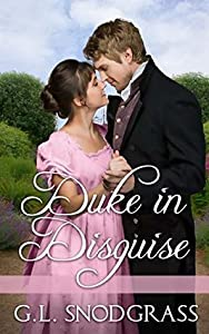 Duke In Disguise (The Stafford Sisters, #1)
