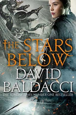 The Stars Below (Vega Jane, #4) by David Baldacci