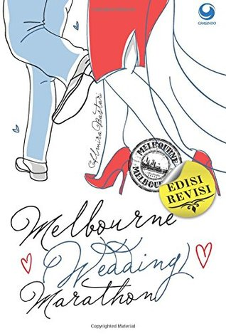 Melbourne (Wedding) Marathon by Almira Bastari