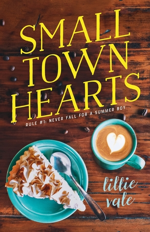 Small Town Hearts by Lillie Vale