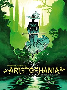 Le Royaume d'Azur (Aristophania, #1)