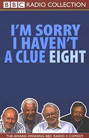 I'm Sorry I Haven't a Clue, Volume 8