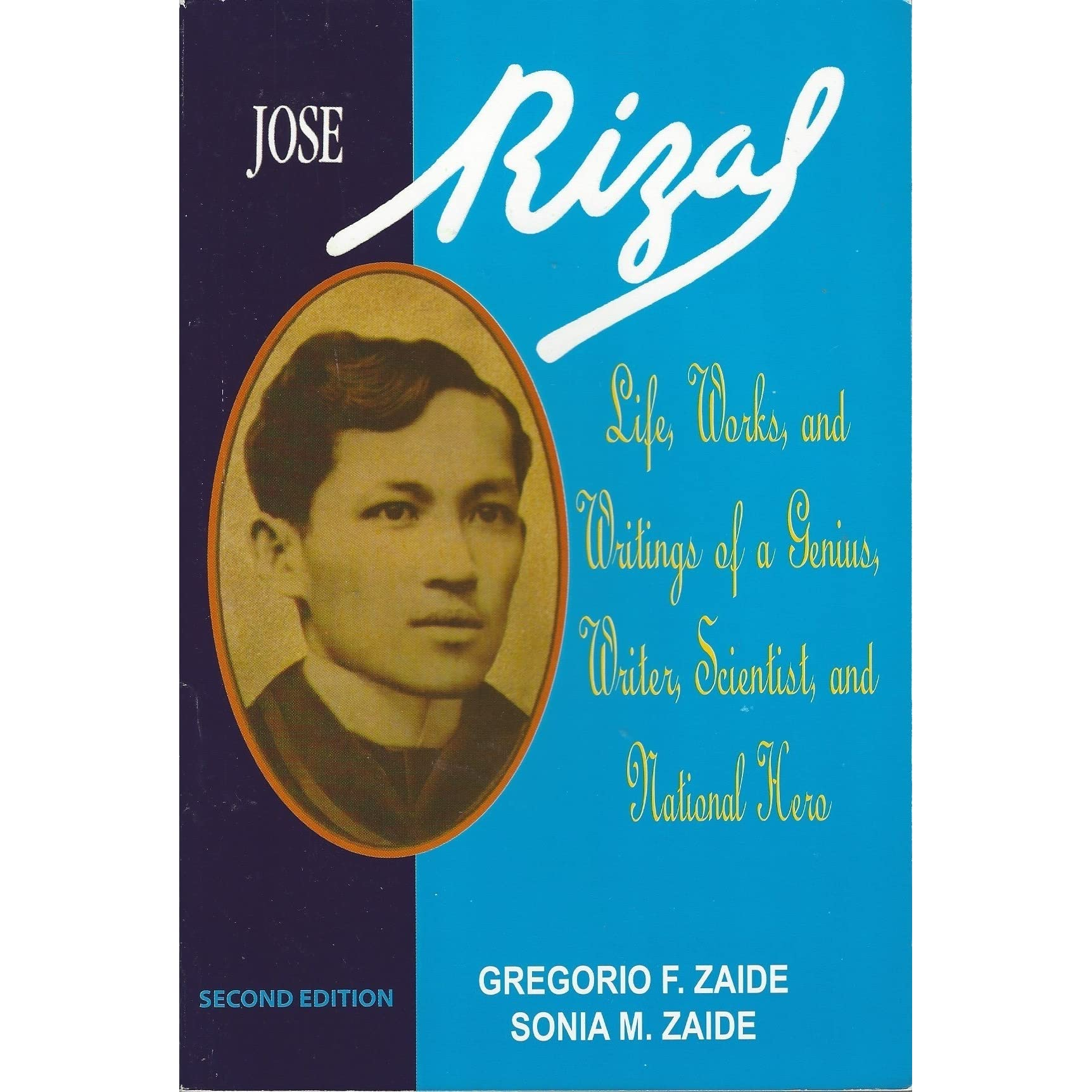 Jose Rizal Life Works And Writings By Gregorio Zaide Pdf