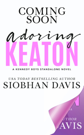 Adoring Keaton (The Kennedy Boys #9)