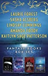 Fantasy Books Box Set: An Epic Young Adult Collection