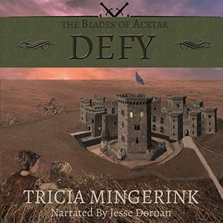 Defy by Tricia Mingerink
