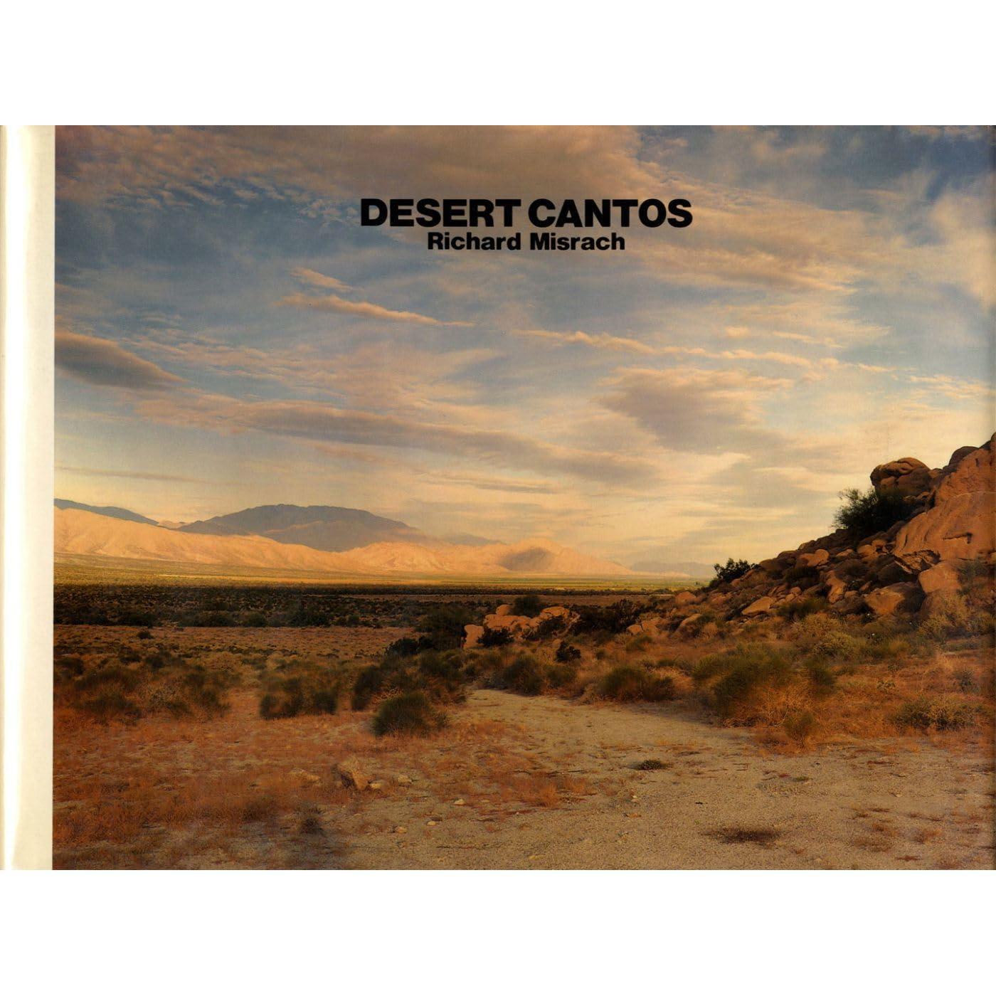 Desert Cantos by Richard Misrach