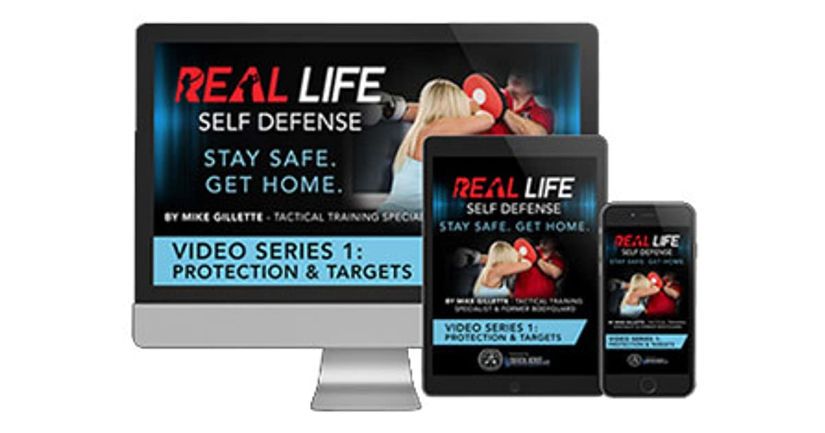 Real Life Self Defense by Mike Gillette