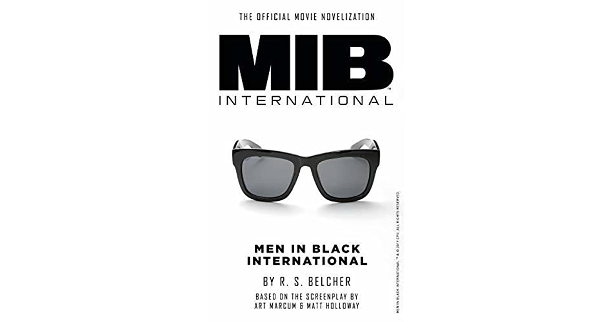 Men In Black International The Official Movie Novelisation